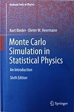 Binder Heermann Monte Carlo Methods